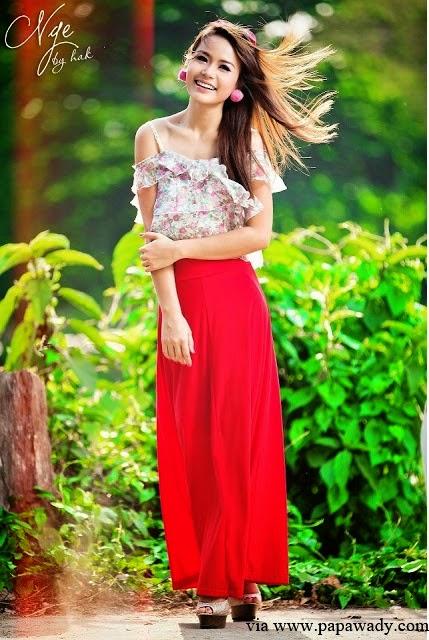Nang Myat Phyo Thinn - Beautiful Photoshoot