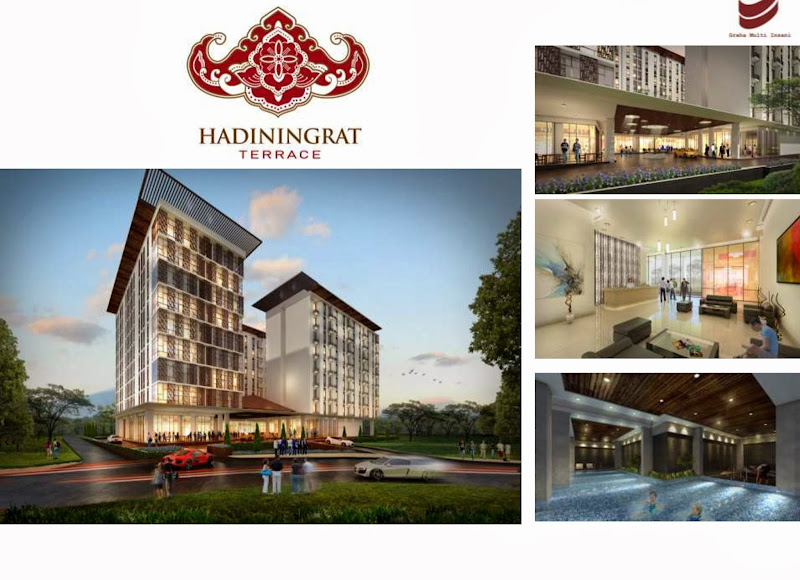 Yogyakarta hadiningrat terrace l apartment hotel 2 x for Terrace yogyakarta