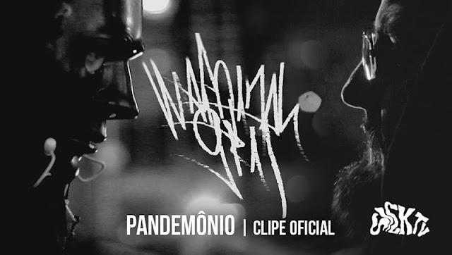 """Marginal Gris lança o clipe de  """"Pandemônio"""""""