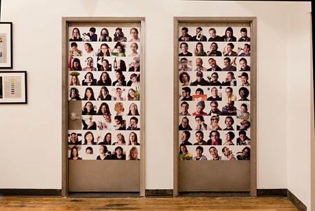 tonisha ramona: 8 creative commercial bathroom doors
