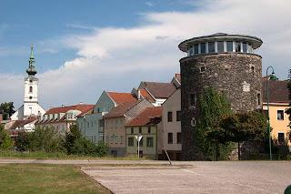 Poechlarn at the Danube - Austria
