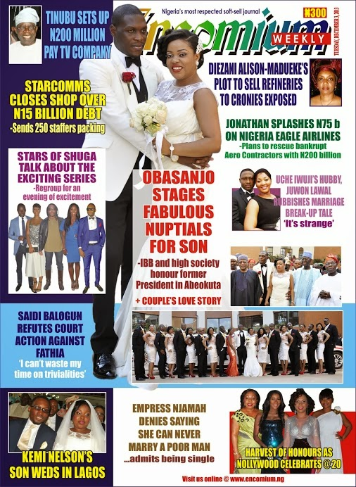 Encomium This Week
