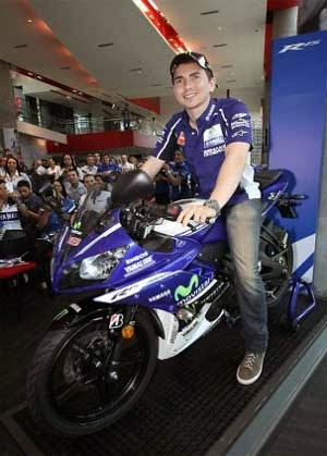 Yamaha YZF-R15 Special Edition