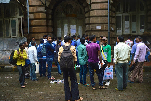 Nav Bhavan Building Seaman hospital yellow fever certiciate mumbai india vaccination