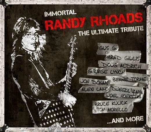 Randy Rhoads - Immortal Randy Rhoads - The Ultimate Tribute