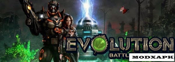 Evolution: Battle for Utopia 2.1.3 Mod APK (Unlimited Energy/Gems)