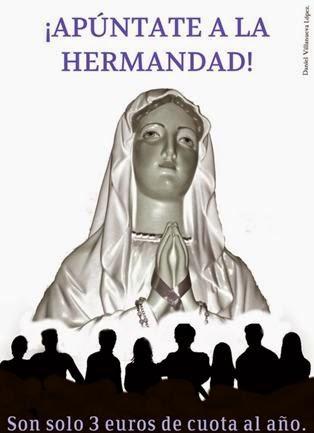 Hazte Hermano de la Virgen de Lourdes, por tan Sólo 3 Euros.
