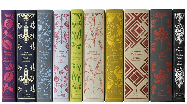 Clothbound classics