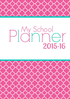 Teacher's school planner 2015-16