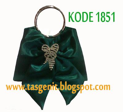 tas pesta cantik, tas pesta hijau, clutch bag kondangan, clutch cantik 2015, tas genit