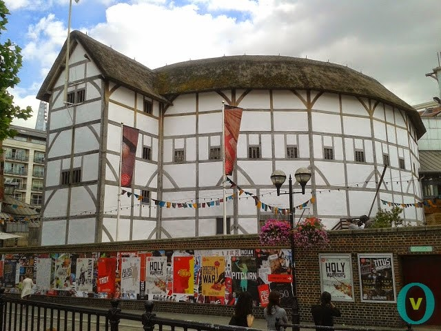 globe theatre Shakespeare londres