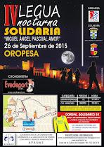 IV Legua Solidaria Nocturna de Oropesa