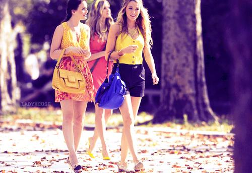Fashion Sinn, schicke Damen-Welt : Gossip Girl Kleider sind dein Stil?