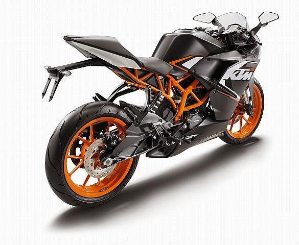KTM'den yeni bir motosiklet