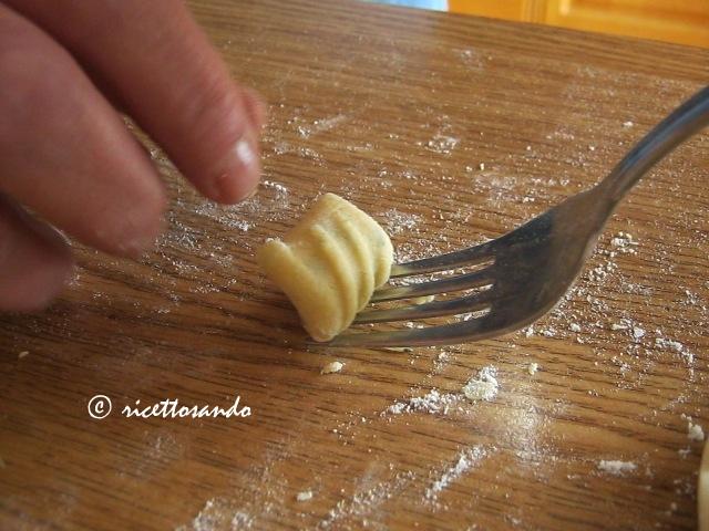 Gnocchi di patata ricetta di base