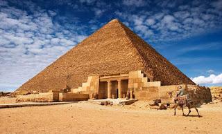 Η πυραμίδα του Χέοπα δεν ήταν τάφος