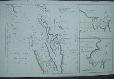 Mapas antiguos de 1769