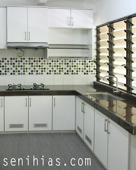babah aqil aqilah lantai dapur pilihan kita