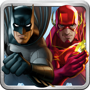Batman The Flash Hero Run Android Resim Batman & The Flash Hero Run Hileli Apk indir