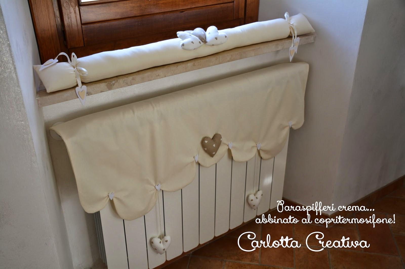 Carlotta creativa - Paraspifferi per finestre ...