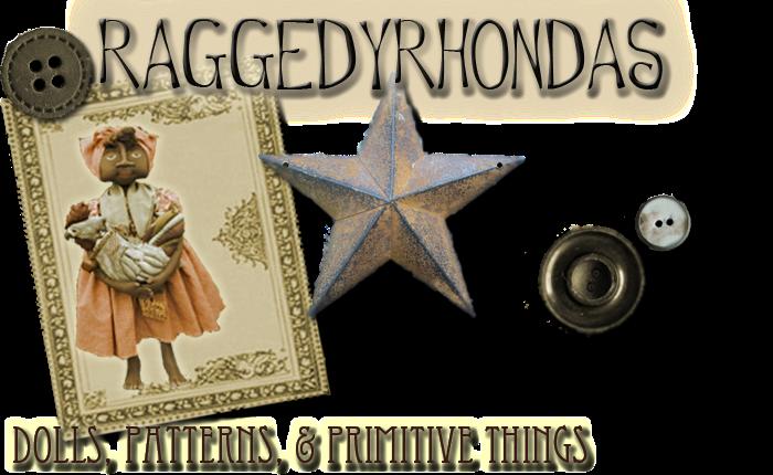 Raggedy Rhondas Patterns and Epatterns Blog
