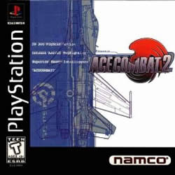 Ace Combat 2 - PS1 - ISO Download