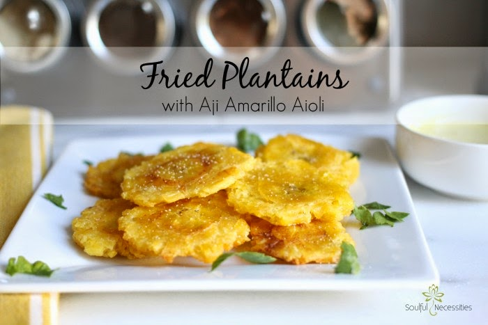 fried plantains recipe