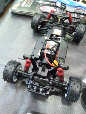z cup  Mini-Z Buggy Appears at Mini-Z...