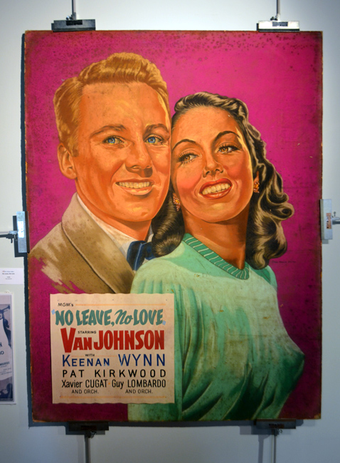 Reflections of Hollywood's Golden Era, Arts Clayton Gallery, No Leave No Love