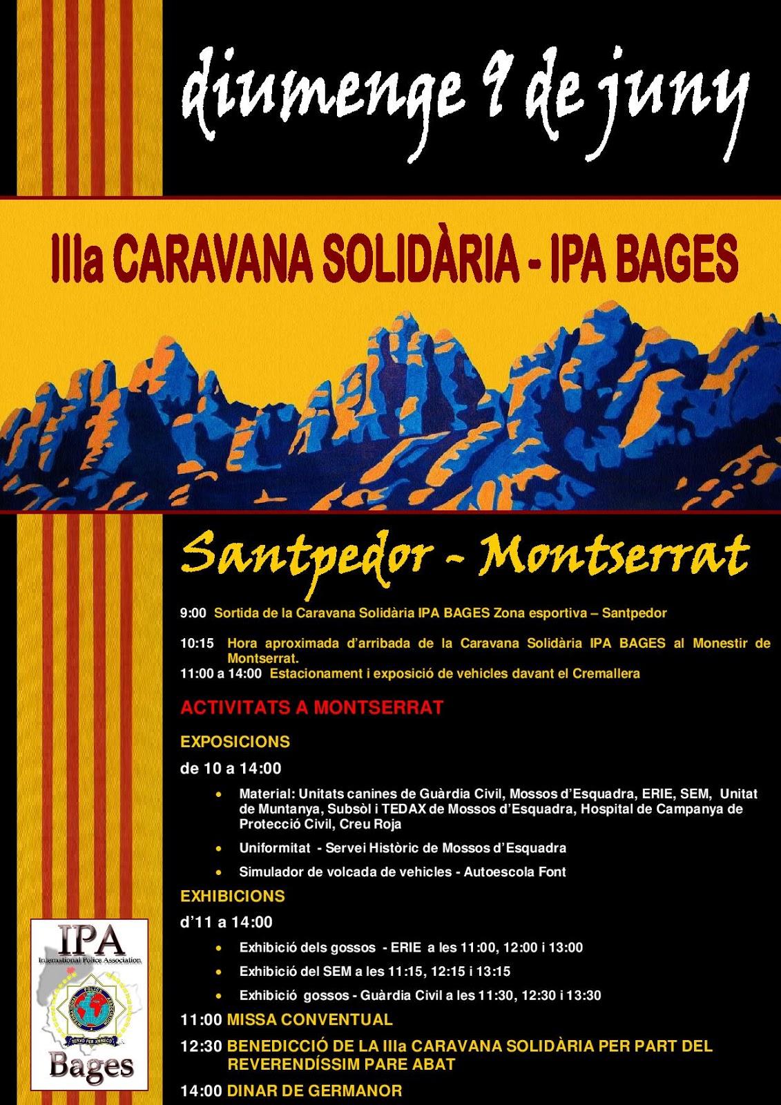 Iii caravana solid ria creu roja manresa for Piscina municipal manresa