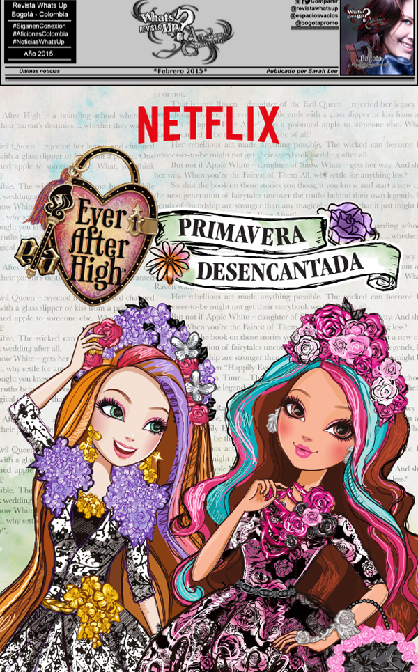 Ever-After-High-Primavera-Desencantada-febrero-Netflix