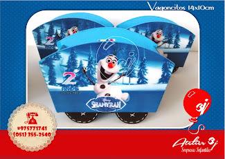 Sorpresas para cumpleaños Frozen