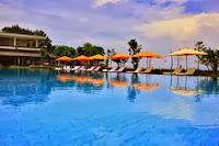 hotel di gili trawangan, pulau gili trawangan, lombok, wisata lombok, villa di gili trawangan, pulau gili, pantai, sunset, matahari terbenam