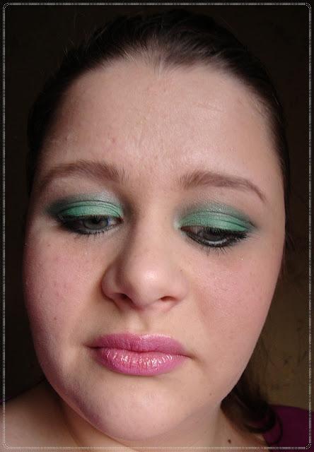 zelena na plavim ovima
