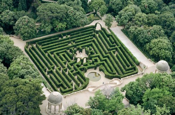Los mejores top 10 mejores jardines de espa a for Parques y jardines de barcelona