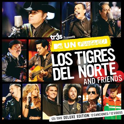 Los Tigres del Norte y Amigos, DVDrip 1.09 gb, mp4, ac3