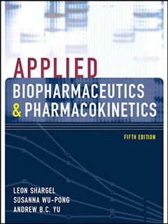 Applied Biopharmaceutics Pharmacokinetics by Leon Shargel Ebook Free Download
