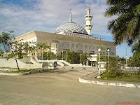 Masjid Agung Al-Amjad Tigaraksa Tangerang 2012