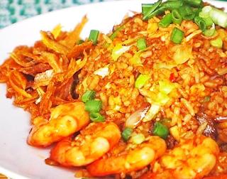 Cara Membuat Nasi Goreng Seafood