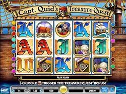 free slot games captain treasures