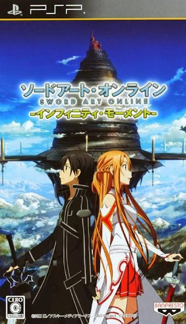 Sword Art Online Infinity Moment [Ingles/Japones] [PSP