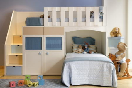 CAMAS CUCHETAS BUNK BEDS by dormitorios.blogspot.com CAMA CUCHETA