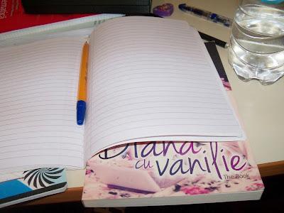 Diana cu vanilie de Diana Sorescu