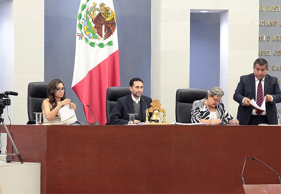 PLENO DEL ESTADO APRUEBA LEY DE ASISTENCIA SOCIAL
