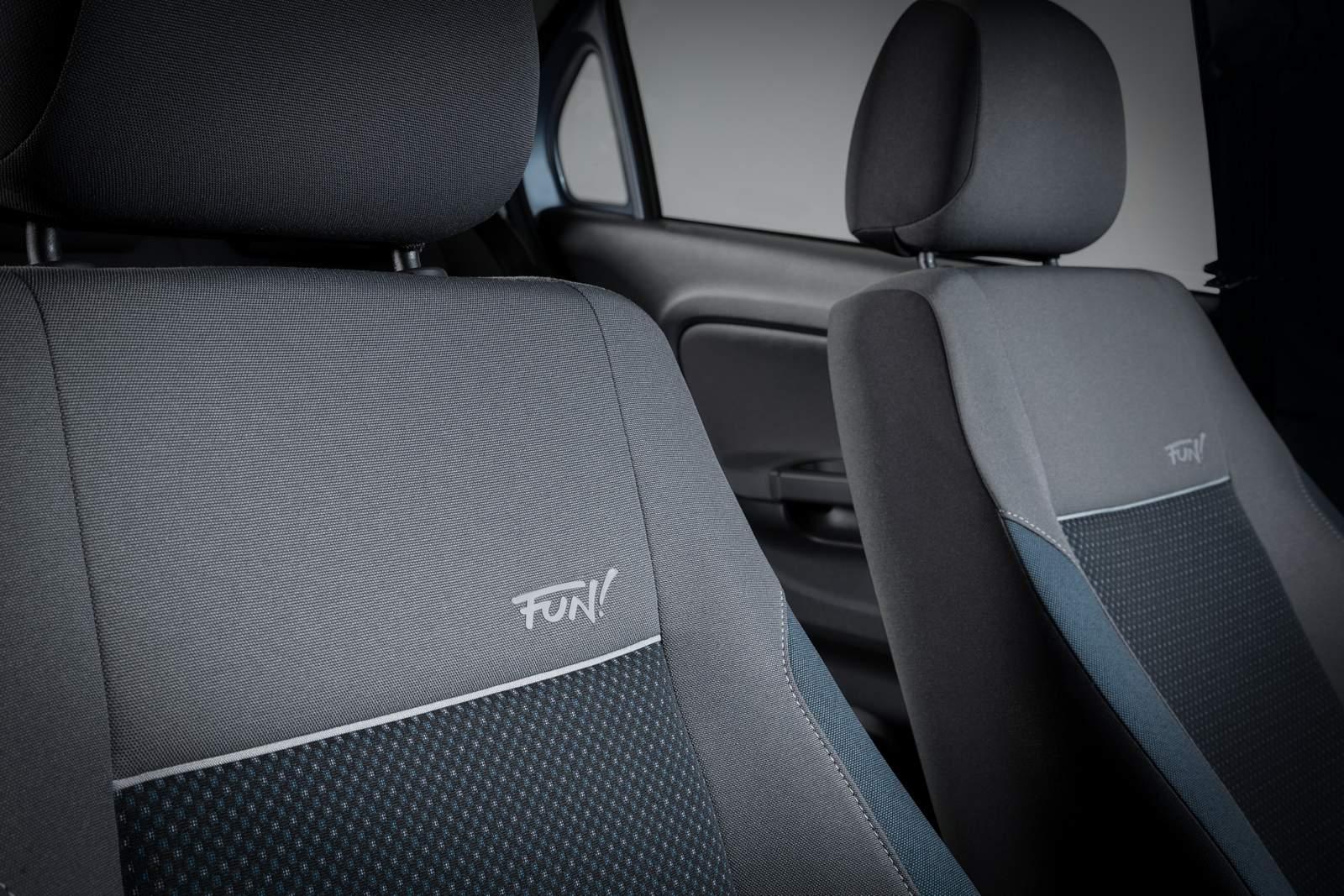 Novo Volkswagen Voyage Comfortline 2015 - Pacote Fun