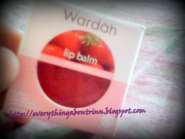 ... ♕ Indonesian Beauty Blogger: Review : Wardah Lip Balm Strawberry