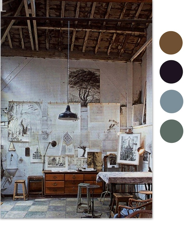 Wabi sabi scandinavia design art and diy color your for Creative style interior design jenny williams