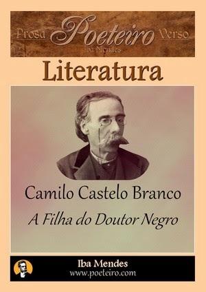 A Filha do Doutor Negro, de Camilo Castelo Branco grátis em pdf