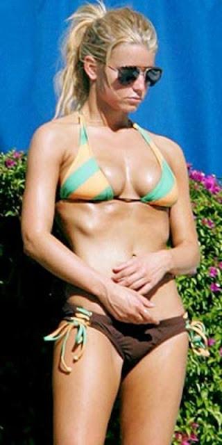 Bikini hot jessica picture simpson photos 578