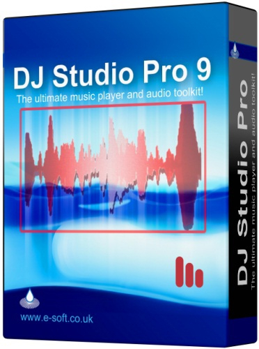 DJ Studio Pro 9.3.6.5.3 Full Version